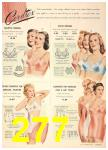 1949 Sears Spring Summer Catalog, Page 277