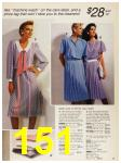 1987 Sears Spring Summer Catalog, Page 151