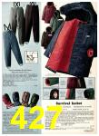 1975 Sears Fall Winter Catalog, Page 427