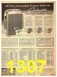 1940 Sears Fall Winter Catalog, Page 1307