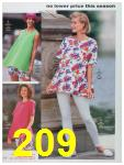 1993 Sears Spring Summer Catalog, Page 209
