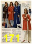1972 Sears Fall Winter Catalog, Page 171