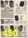 1973 Sears Fall Winter Catalog, Page 450