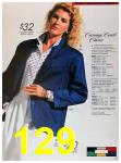 1988 Sears Spring Summer Catalog, Page 129