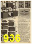 1968 Sears Fall Winter Catalog, Page 936