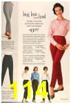 1963 Sears Fall Winter Catalog, Page 114