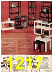 1975 Sears Fall Winter Catalog, Page 1217