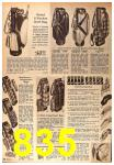 1964 Sears Spring Summer Catalog, Page 835