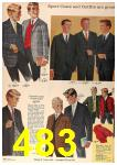 1963 Sears Fall Winter Catalog, Page 483