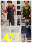 1987 Sears Spring Summer Catalog, Page 471