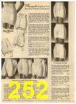 1960 Sears Spring Summer Catalog, Page 252
