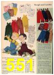 1963 Sears Fall Winter Catalog, Page 551