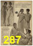 1962 Sears Spring Summer Catalog, Page 287