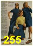 1968 Sears Fall Winter Catalog, Page 255