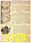 1949 Sears Spring Summer Catalog, Page 1128
