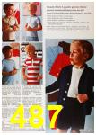 1967 Sears Spring Summer Catalog, Page 487