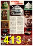 1973 Montgomery Ward Christmas Book, Page 413