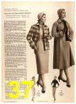 1956 Sears Fall Winter Catalog, Page 37