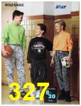 1991 Sears Fall Winter Catalog, Page 327