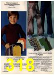 1972 Sears Fall Winter Catalog, Page 318