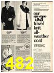 1973 Sears Fall Winter Catalog, Page 482