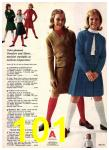 1965 Sears Fall Winter Catalog, Page 101
