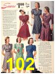 1940 Sears Fall Winter Catalog, Page 102