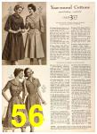1958 Sears Fall Winter Catalog, Page 56
