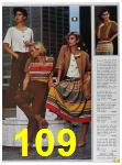 1985 Sears Spring Summer Catalog, Page 109