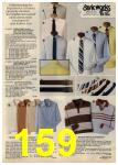 1980 Sears Fall Winter Catalog, Page 159