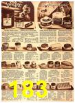 1940 Sears Fall Winter Catalog, Page 183