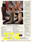 1982 Sears Fall Winter Catalog, Page 274