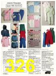 1982 Sears Fall Winter Catalog, Page 326