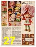 1981 Sears Christmas Book, Page 27