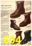 1962 Sears Fall Winter Catalog, Page 604