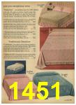 1962 Sears Spring Summer Catalog, Page 1451