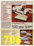 1987 Sears Fall Winter Catalog, Page 706