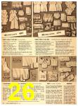 1949 Sears Spring Summer Catalog, Page 26