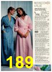 1981 Montgomery Ward Spring Summer Catalog, Page 189
