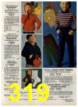 1972 Sears Fall Winter Catalog, Page 319