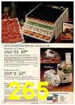 1981 Montgomery Ward Christmas Book, Page 265