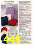 1982 Sears Fall Winter Catalog, Page 448