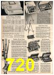1966 Montgomery Ward Fall Winter Catalog, Page 720