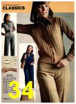 1977 Sears Fall Winter Catalog, Page 34