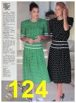 1991 Sears Spring Summer Catalog, Page 124