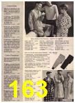 1965 Sears Fall Winter Catalog, Page 163