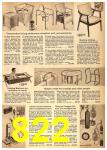 1962 Sears Fall Winter Catalog, Page 822