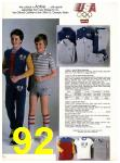 1983 Sears Fall Winter Catalog, Page 92