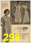 1962 Sears Spring Summer Catalog, Page 298