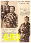 1960 Sears Fall Winter Catalog, Page 680